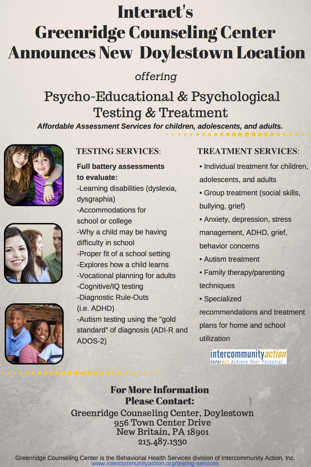 Greenridge Counseling